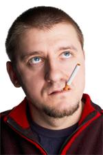 ผมร่วง เพราะสูบบุหรี่จริง!